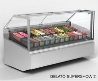 Витрина для мороженого GELATO SUPER SHOW