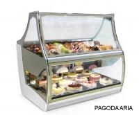 Витрина для мороженого PAGODA ARIA